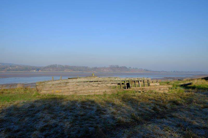 Now at the Purton Hulks