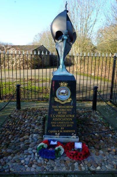 And the Vindicatrix memorial