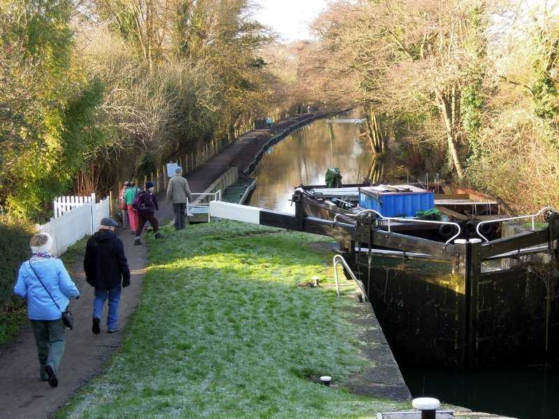 The amazing Ryeford Double Locks