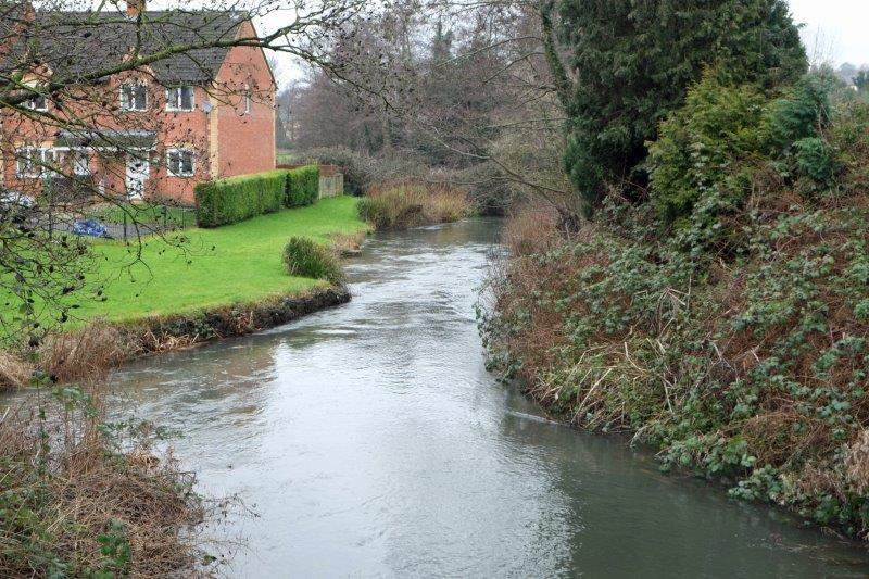Over the River Frome at Dudbridge