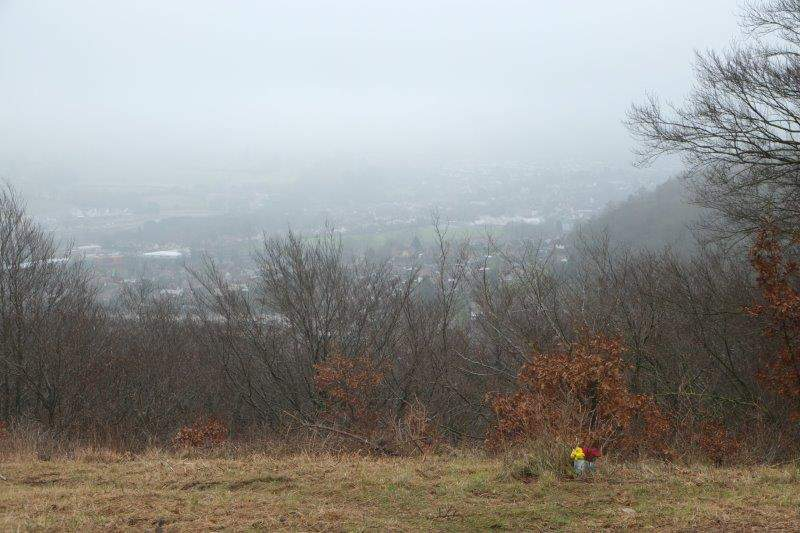 To look at the views over Dursley