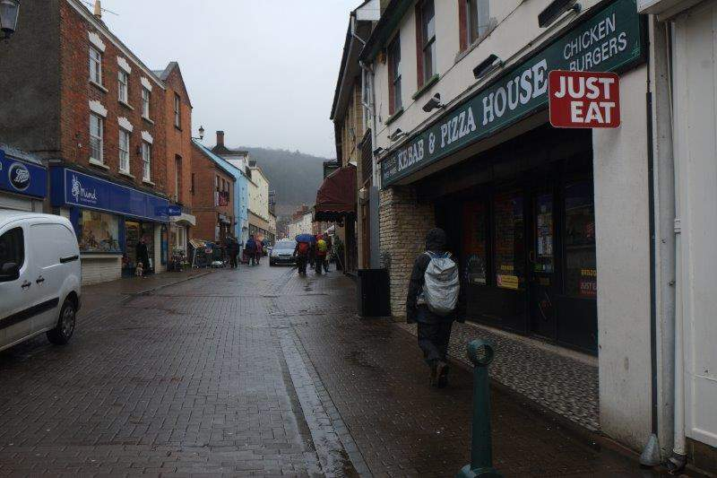 We make our way back through Dursley