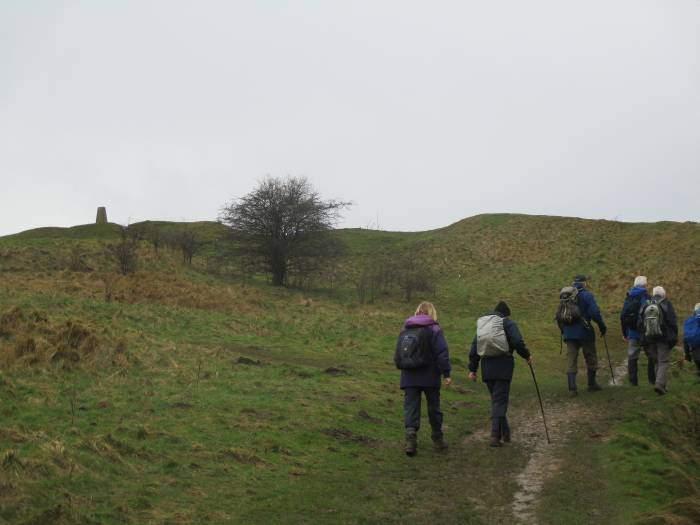 We circumnavigate the topograph