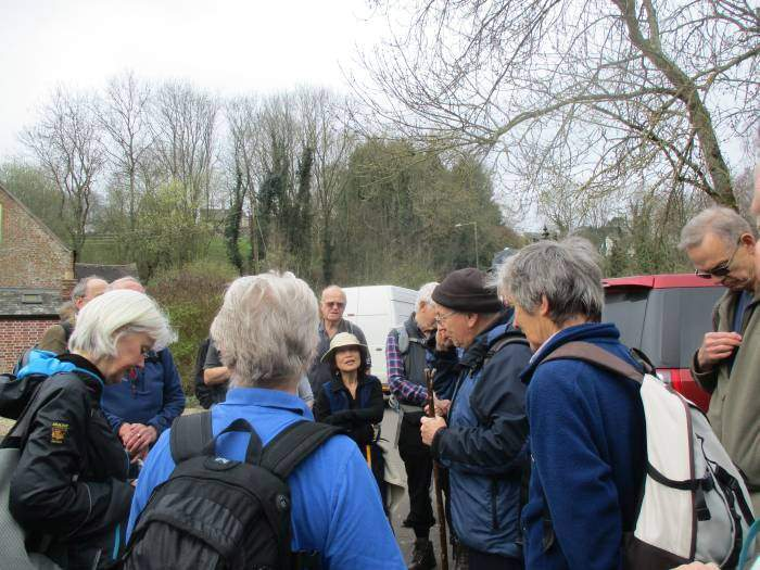 Where Tim tells us the history of the railway line