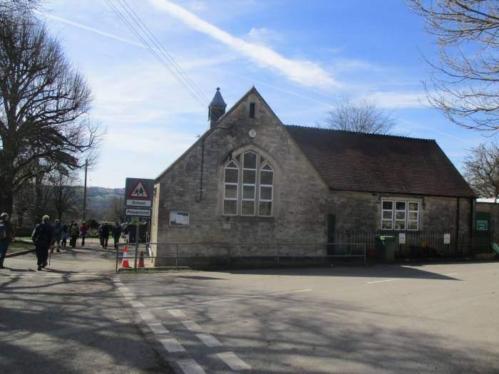 Past Oakridge School