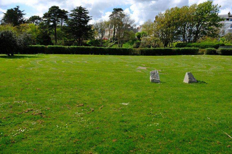 The Seaton Labyrinth