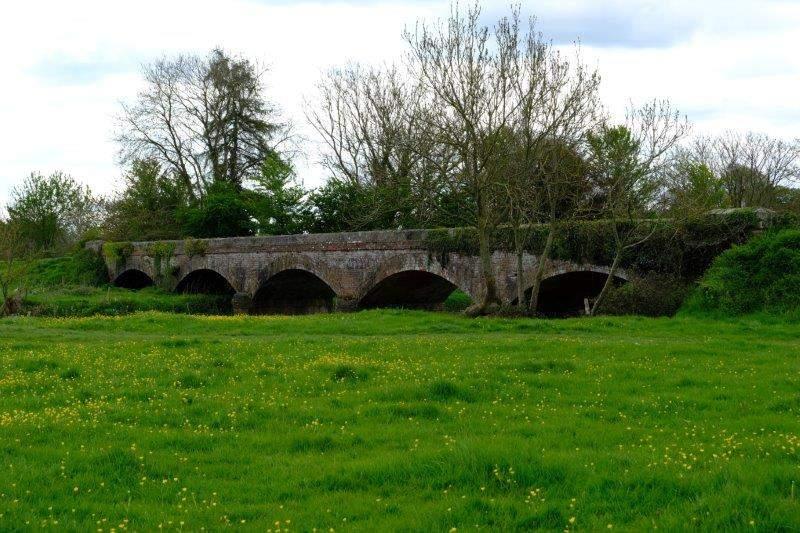 An old railway bridge