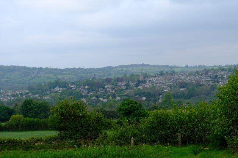 Overlooking Painswick