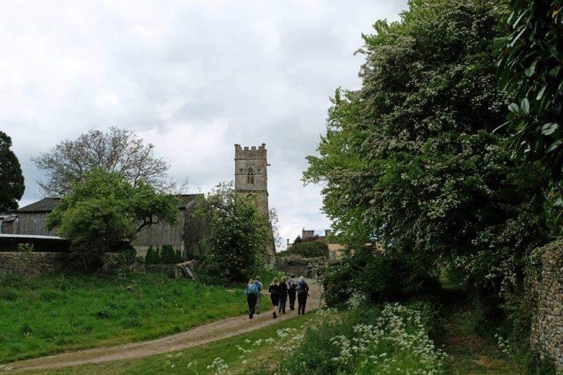 Sherston Church
