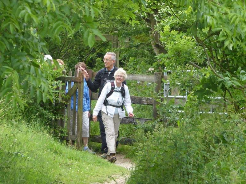 And on to the Cotswold Way
