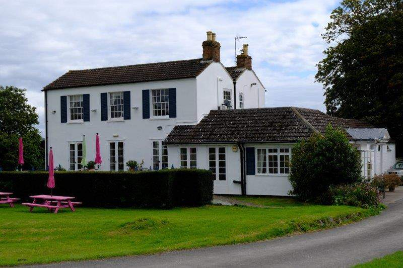 Arlingham Passage restaurant - nice fish and chips