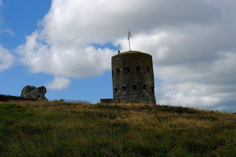 Another Martello Tower