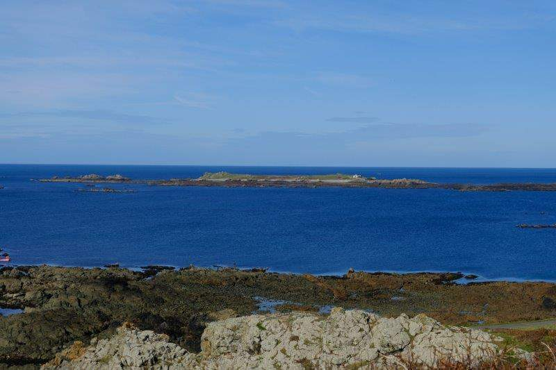 Lihou Island now in view