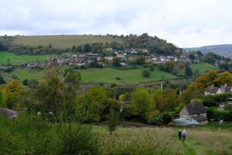 More views of Rodborough Common