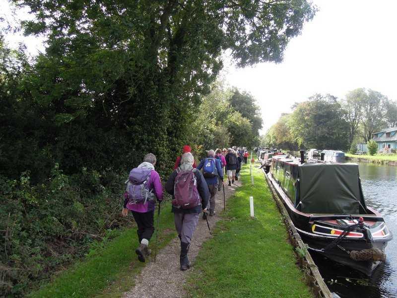 Heading to Walk Bridge