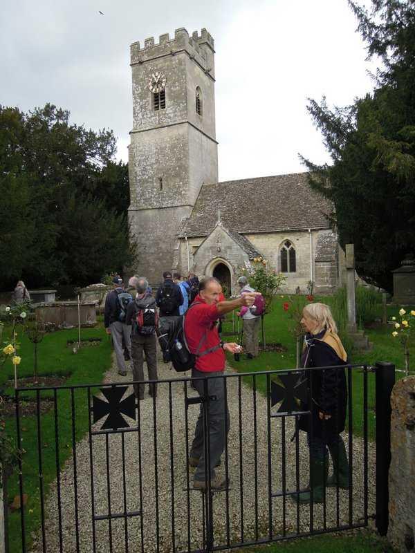 Whitminster Church