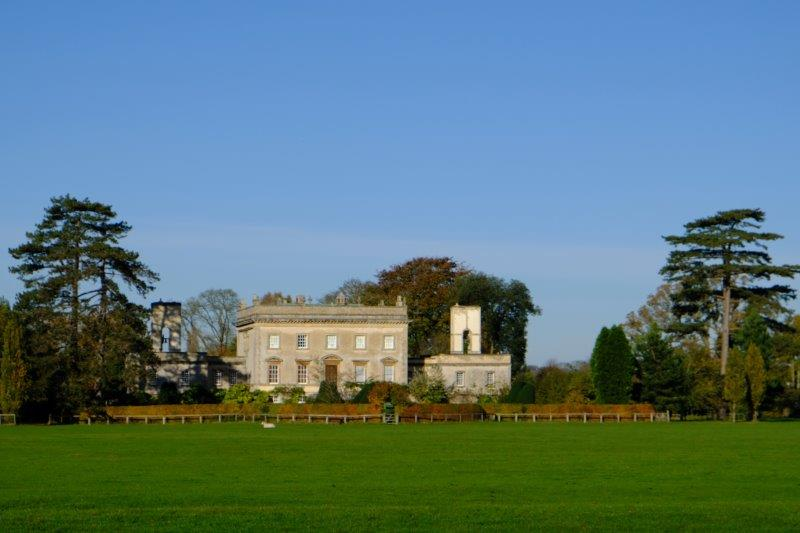 Frampton Court across the park