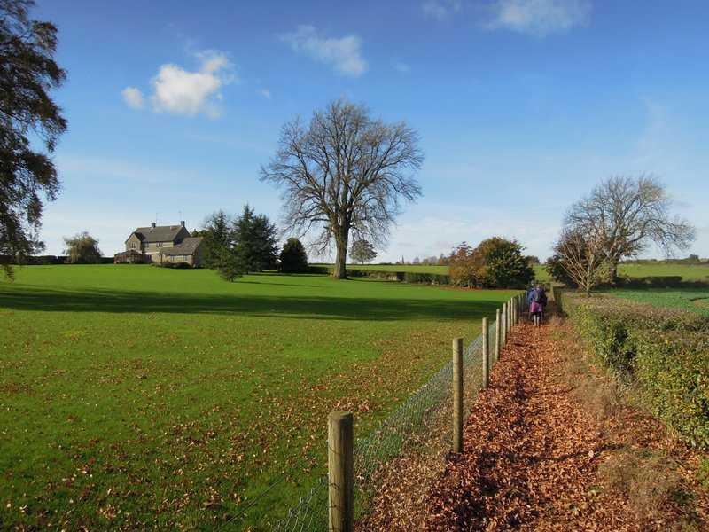 near Rectory Farm