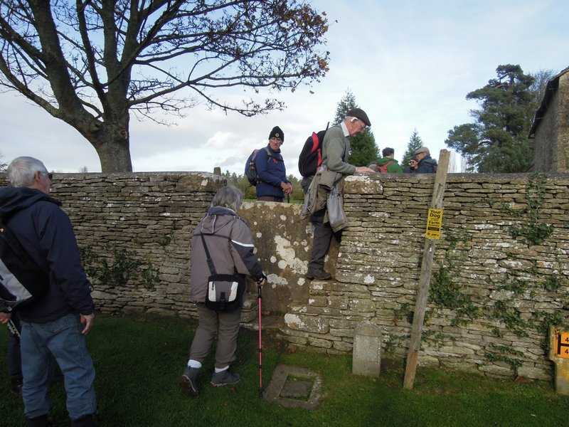 """Another """"interesting"""" historic stile"""