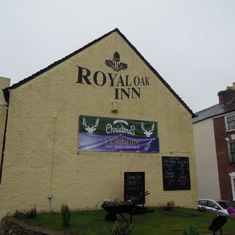 From the Royal Oak