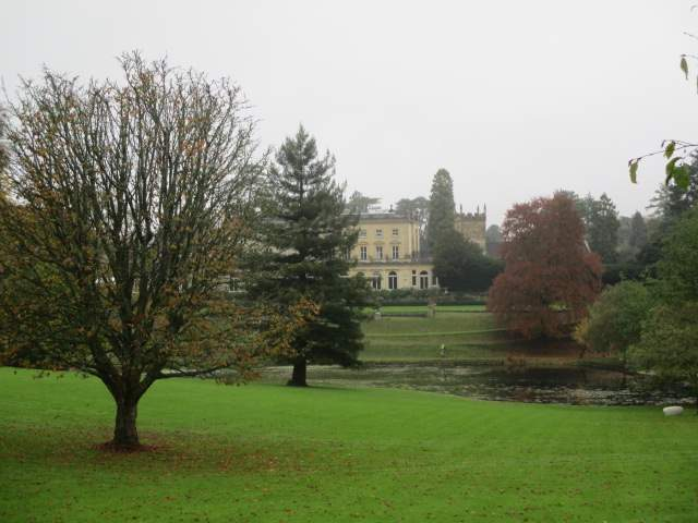 And on past Cowley Manor
