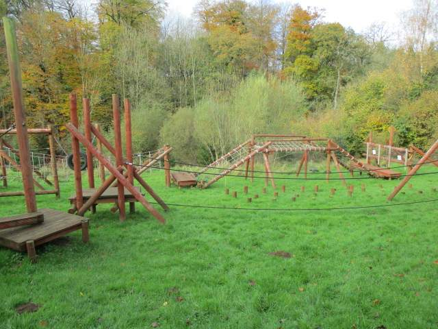 An adventure playground