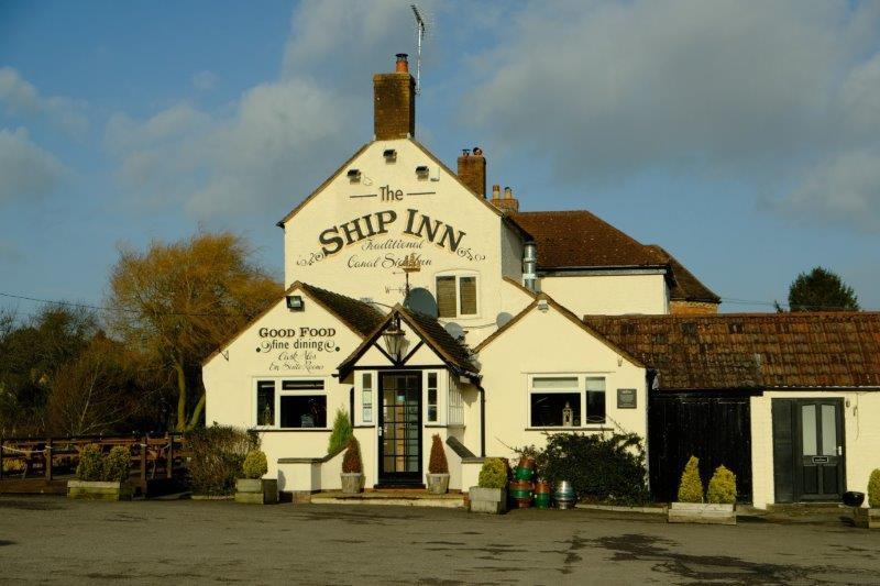 Back to the Ship Inn