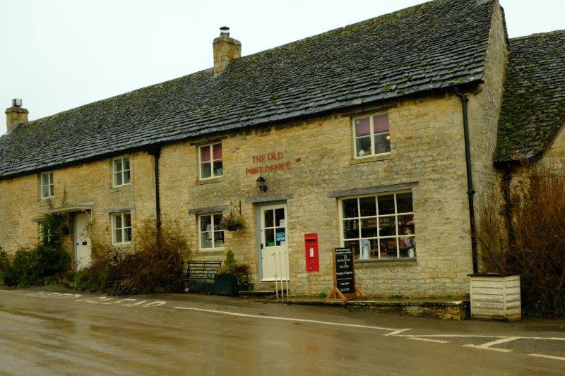 The village shop Guiting Power