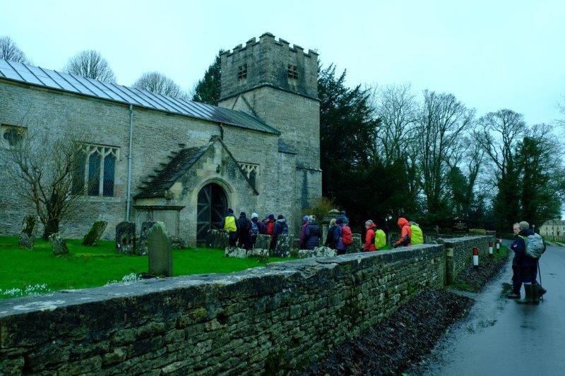 Reaching Cherington Church