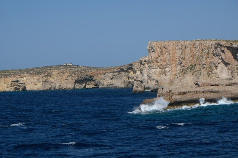 And plenty of rugged cliffs