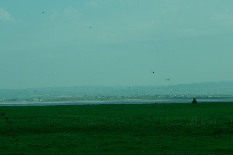 The view across the Severn