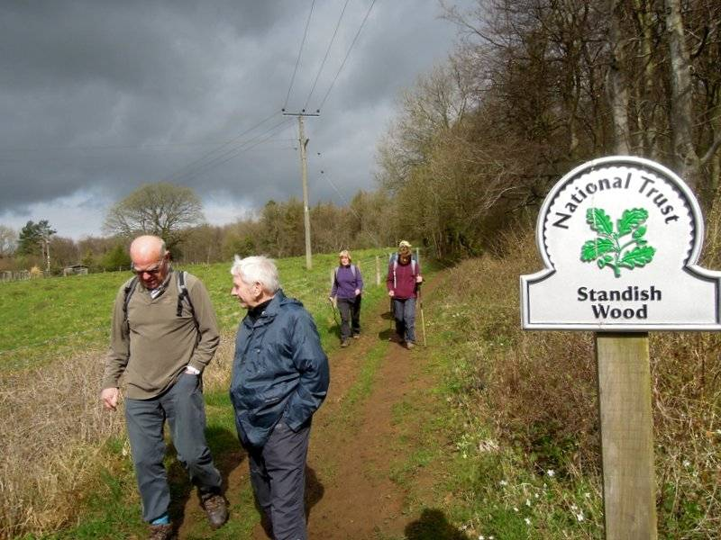 And Standish Wood