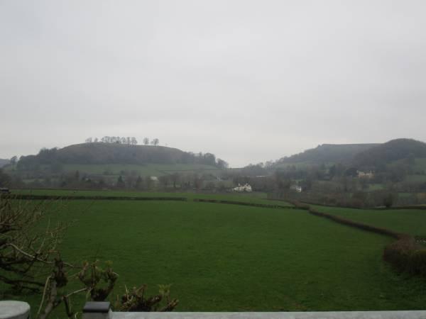 Downham Hill and Uley Bury