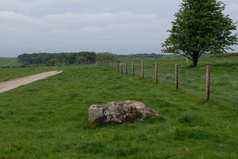 With its Sarsen Stones, one of the  most important neolithic sites in Britain