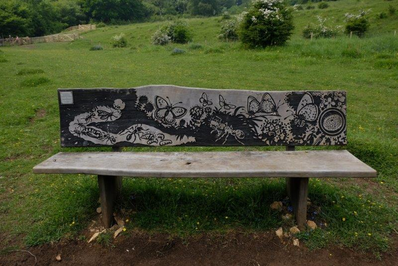 A rather splendid seat for some