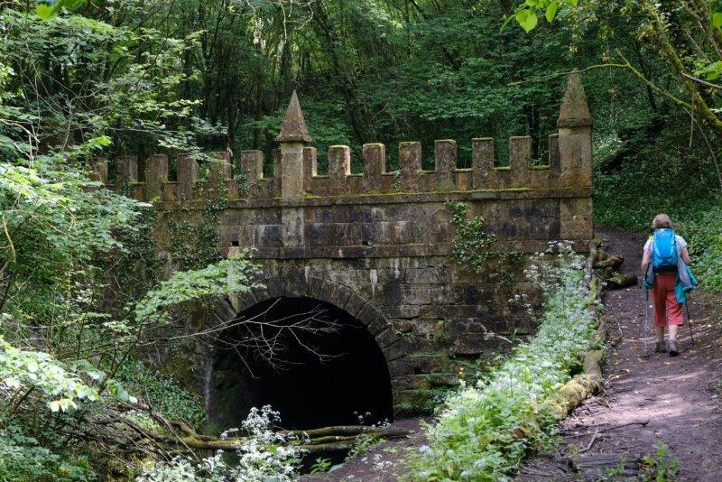 Past the Daneway Portal
