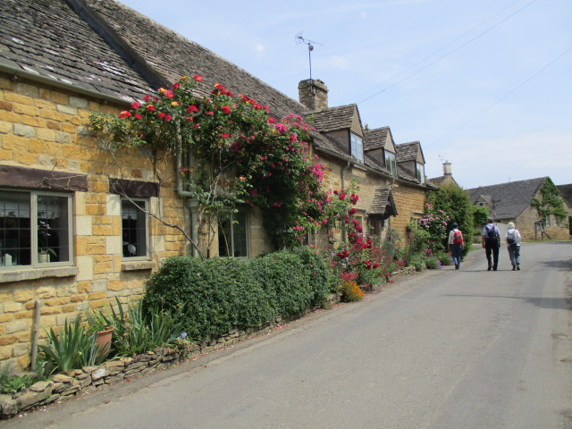 And some beautiful cottages