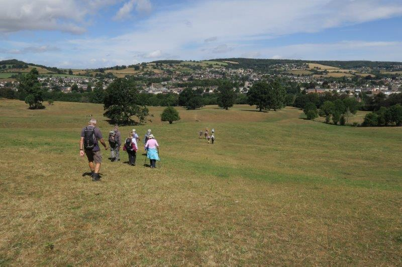 Continuing on the Cotswold Way
