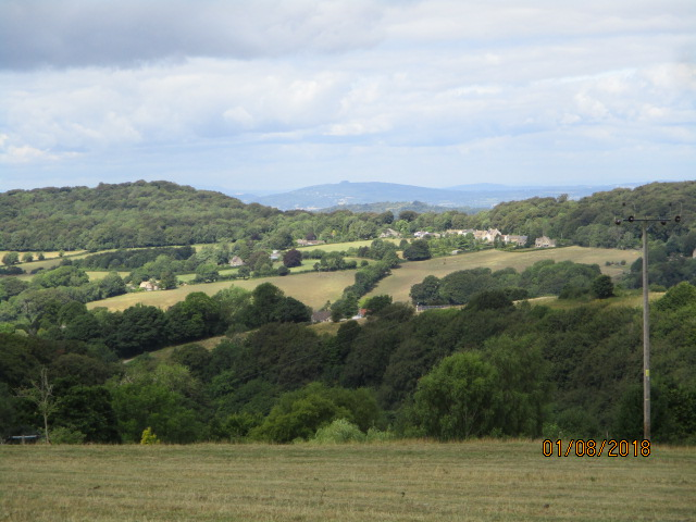 With views to May Hill