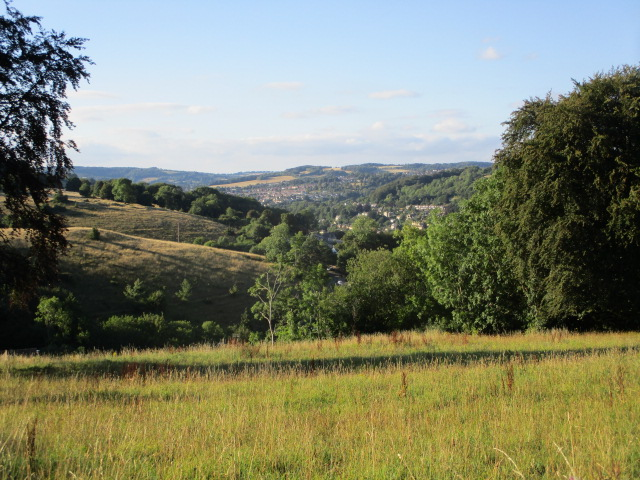 Views over to Stroud