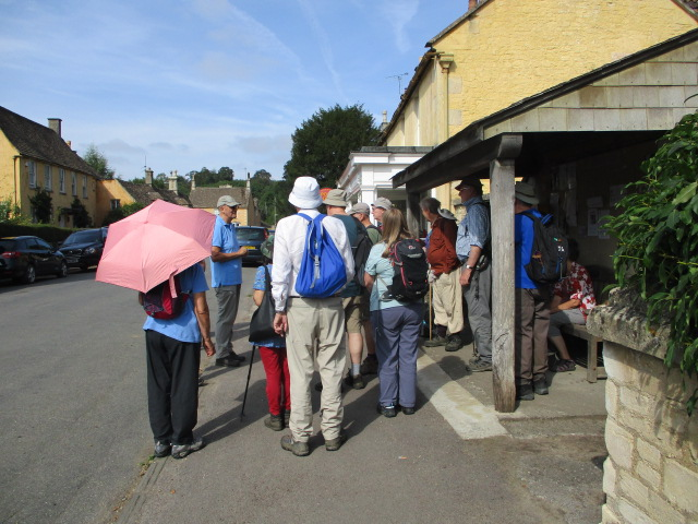 As we gather close to the Village Stores