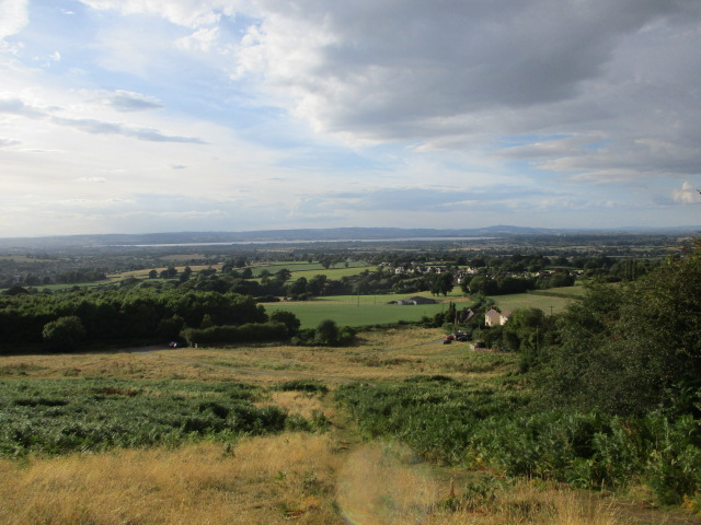 Views over the Severn
