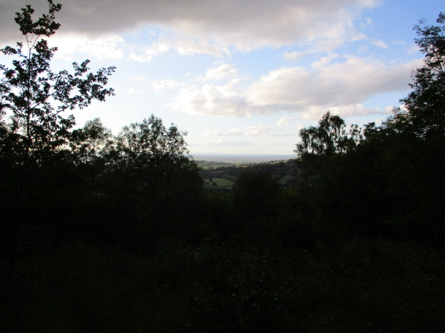 Views over to the Malverns