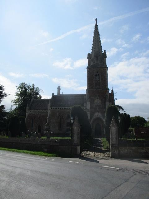 Fretherne Church