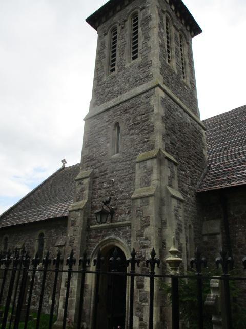 St. Peter's church at Framilode