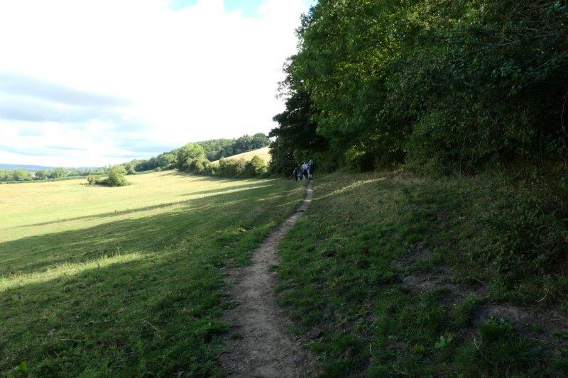 Our route takes us out of Old Sodbury