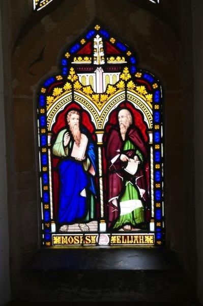 Wonder if these two in the church porch are members of Ramblers?