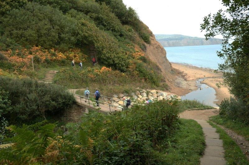 More coast path