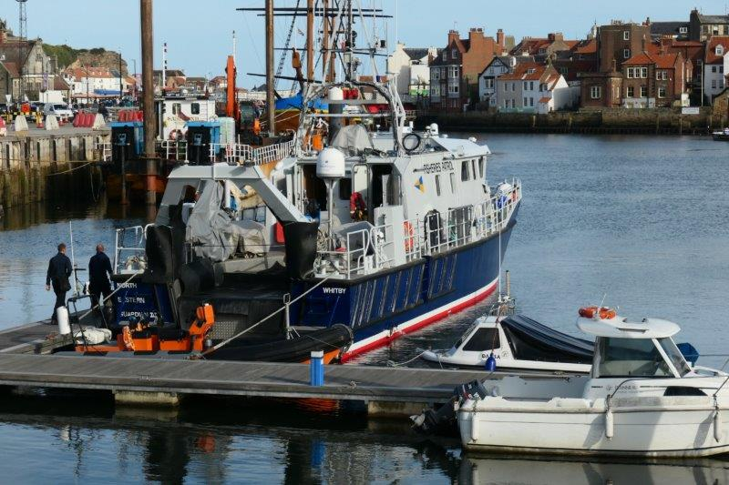 Whitby - Fisheries Patrol