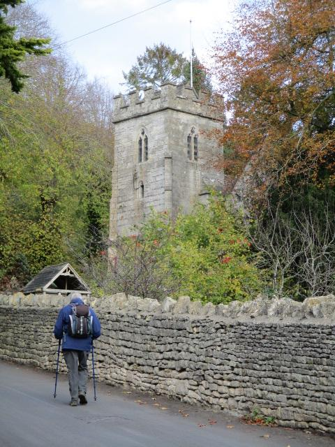 To Randwick churchyard for lunch